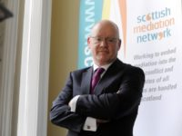 Graham Boyack, director of the Scottish Mediation Network