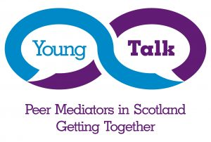Young Talk logo