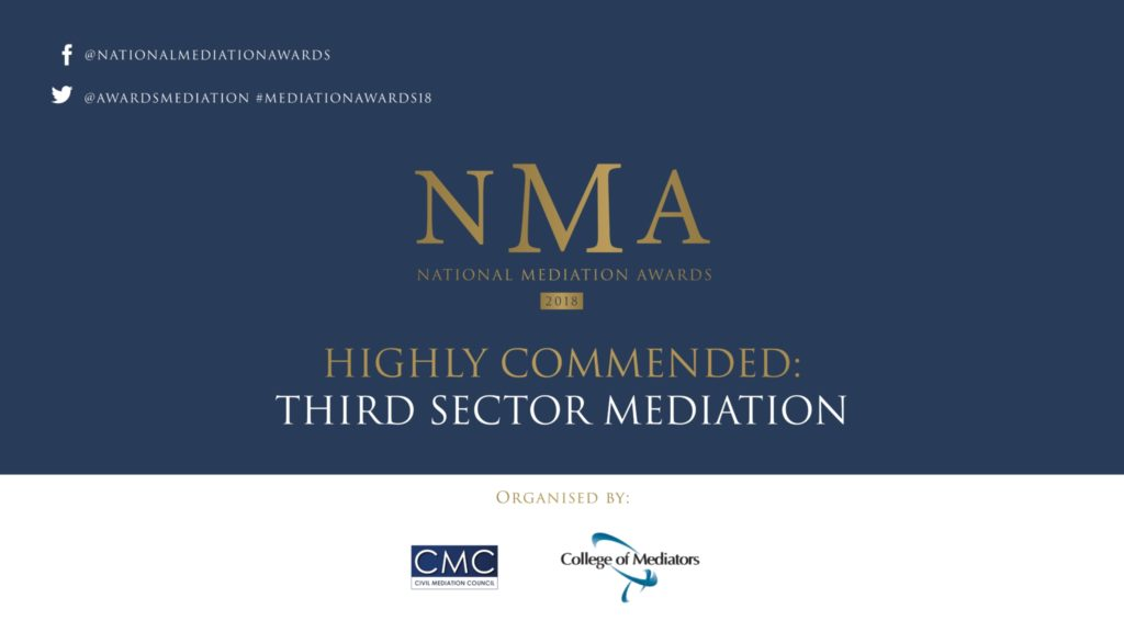National Mediation Awards