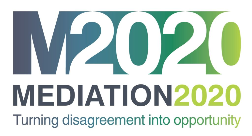 year of mediation 2020
